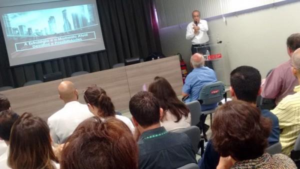 IX Seminário Sorocaba Empreendedor reuniu cerca de 70 empresários no Ciesp Sorocaba