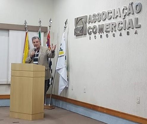 Presidente da Associação Comercial de Sorocaba destaca parceria com Ciesp